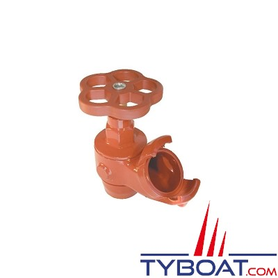 TYBOAT - Vanne incendie - DN25 - 3/4