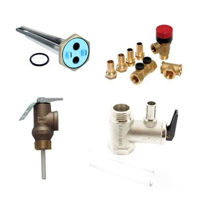 Accessoires & pièces détachées pour chauffe-eau