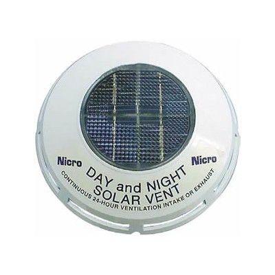 Aérateurs solaire