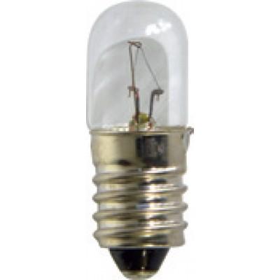 Ampoules E10 tube