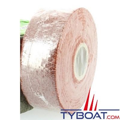 DENKSOR R.C. Bande grasse marron anti-corrosion - longueur 10 mètres - largeur 100mm