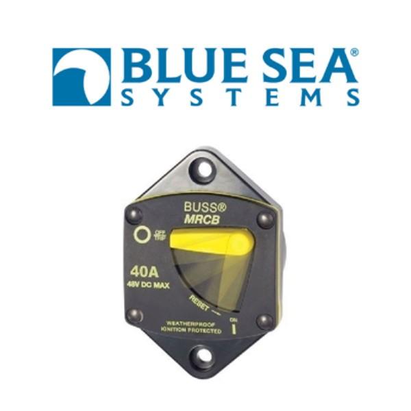 Blue Sea - Disjoncteurs thermiques série 187