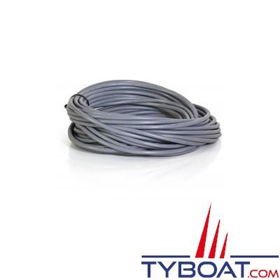 Câbles multiconducteur gris HO5VV-F 2 x  2,5mm2 - par 25 mètres