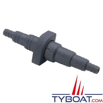Clapet de non retour Ø13/20/26mm pour pompe manuelle ou électrique
