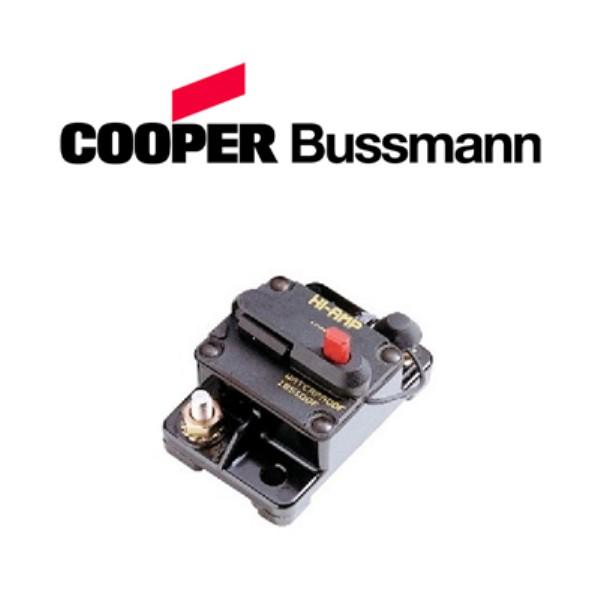 Cooper Bussmann - Disjoncteur thermique série 18x