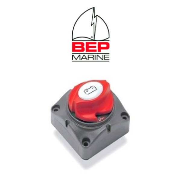 Coupe-batteries BEP Marine