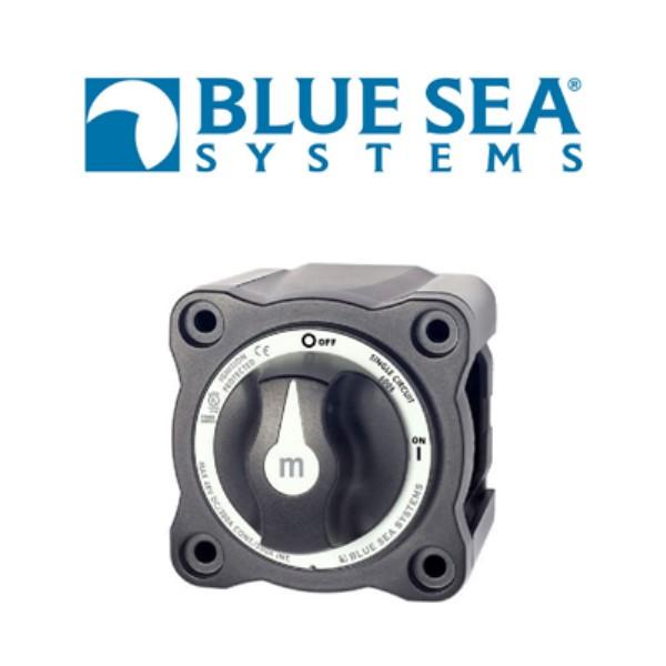 Coupe-batteries Blue Sea