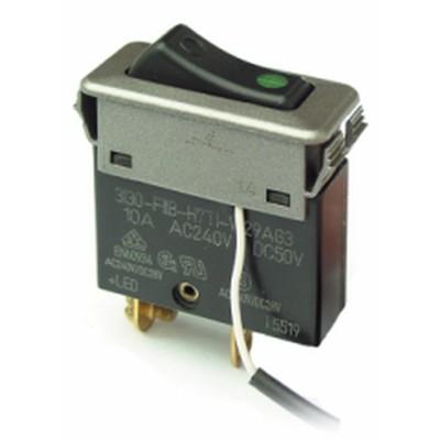 Disjoncteurs ETA type 3130-F11B unipolaire