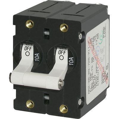 Disjoncteurs thermiques série a bipolaire