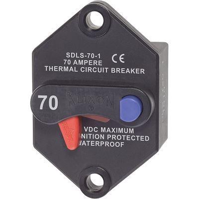 Disjoncteurs thermiques série Klixon