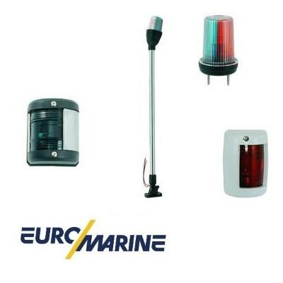 EUROMARINE - Feux de navigation incandescence