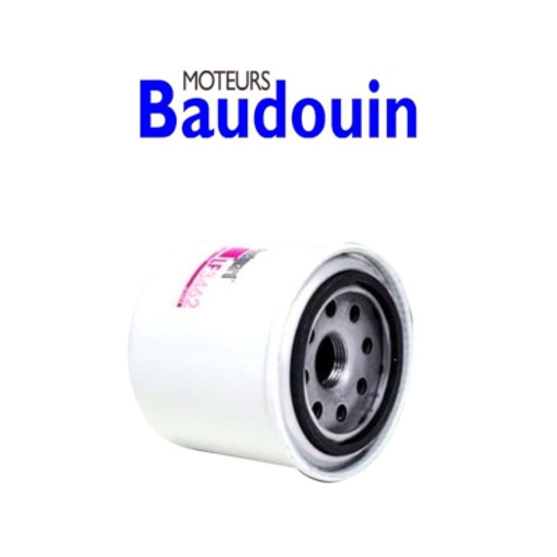 Filtres à huile pour Baudouin