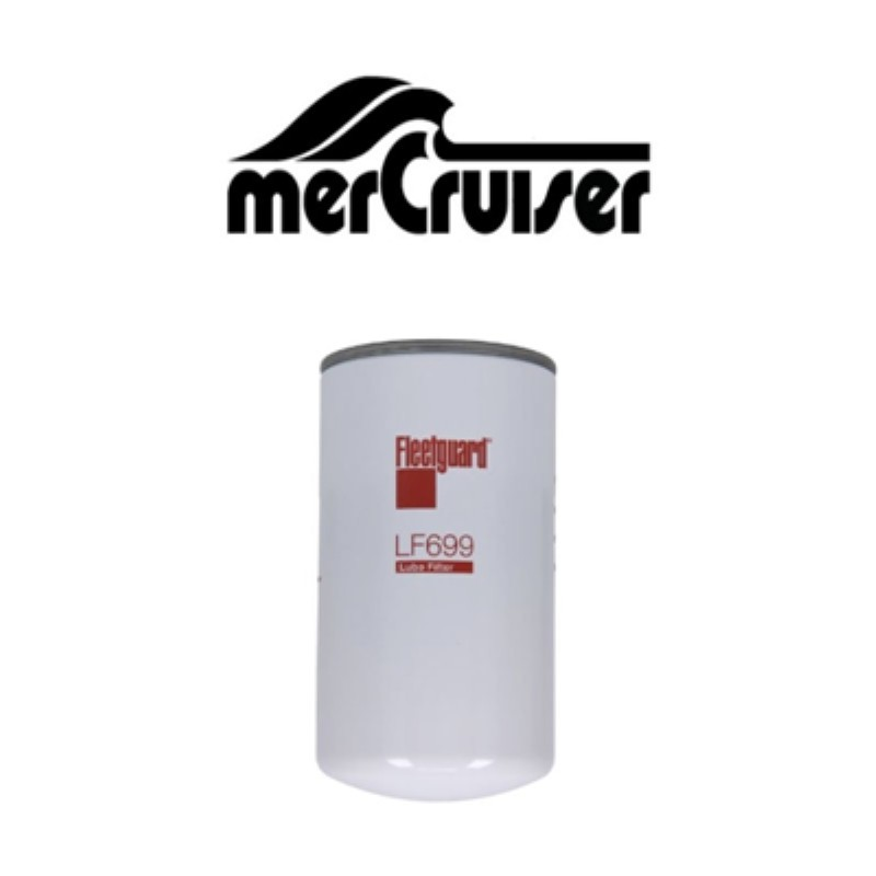 Filtres à huile pour Mercruiser Diesel et Essence