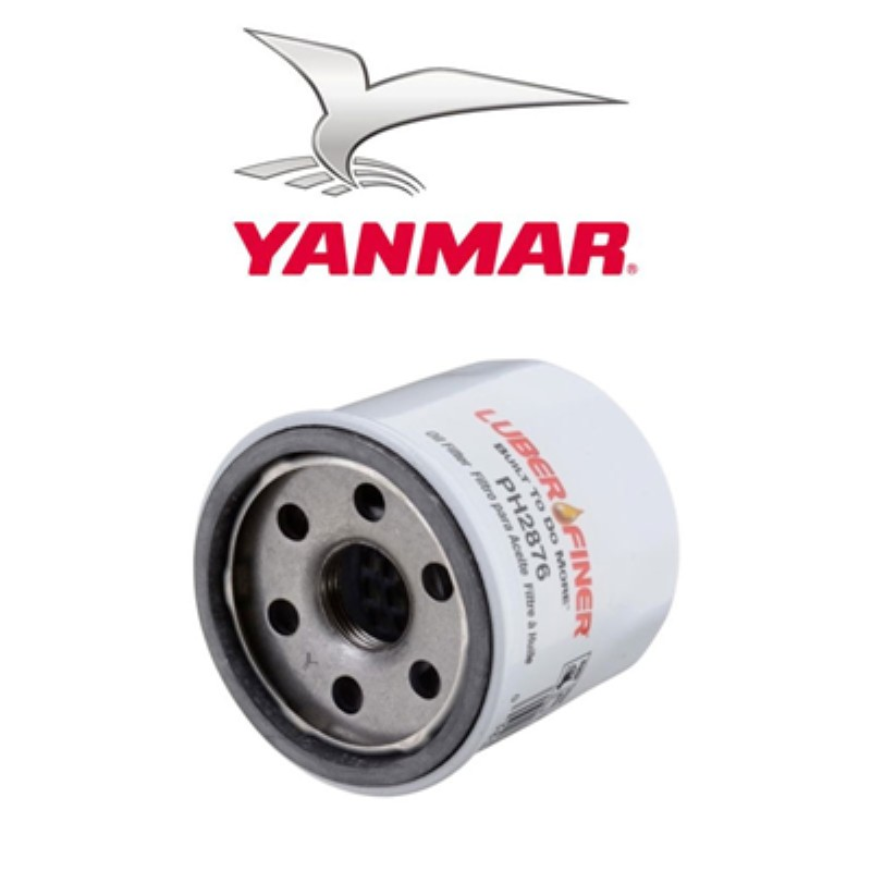 Filtres à huile pour Yanmar