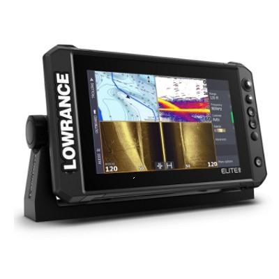 GPS traceurs / sondeurs Lowrance