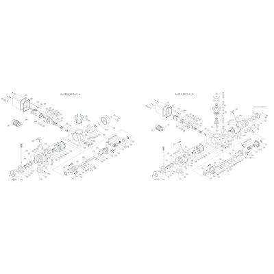 LOFRANS SUPER ERCOLE - Pièces détachées