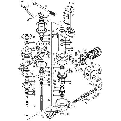 LOFRANS X4 - Pièces détachées