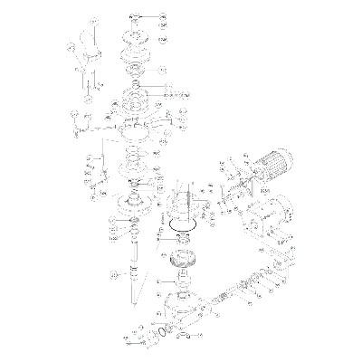 LOFRANS X5 - Pièces détachées