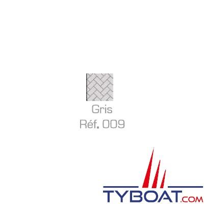 MaloMotion - Cezembre cordage Polyester 24 Fuseaux - Ø  12 mm - Gris (au mètre)