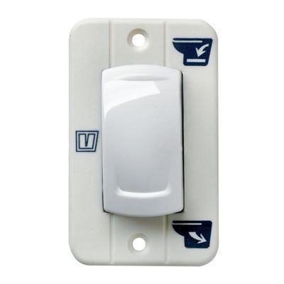 Panneaux de contrôle, interrupteurs WCs