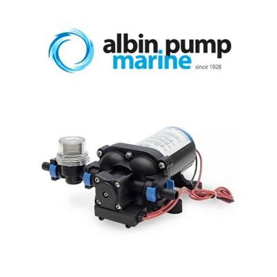 Pompes eau douce Albin Pump Marine