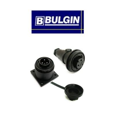 Prises et fiches étanches IP68 Bulgin