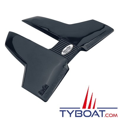 Sting Ray - JR1 - Hydrofoils stabilisateur - Noir - Classic 9,9-40 cv