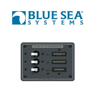 Tableaux électriques Blue Sea