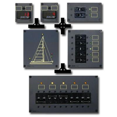 Tableaux électriques modulables PROS BY DITEL