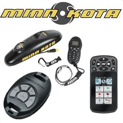 Télécommandes moteurs Minn Kota