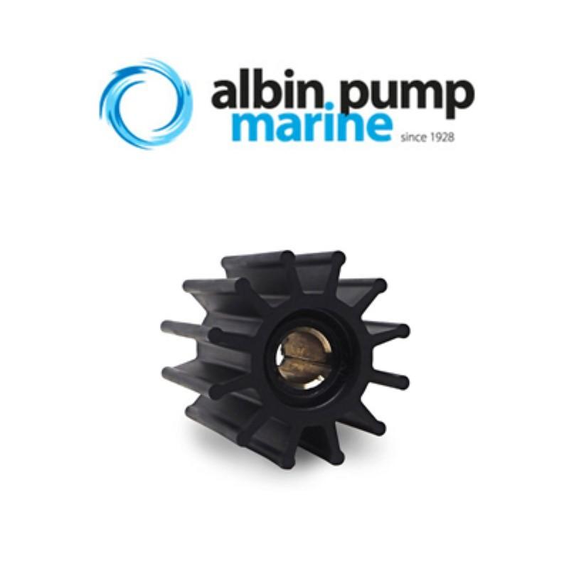 Turbines - Impulseurs Albin Pump Marine