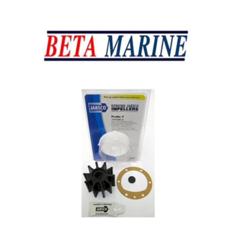 Turbines pour Beta Marine