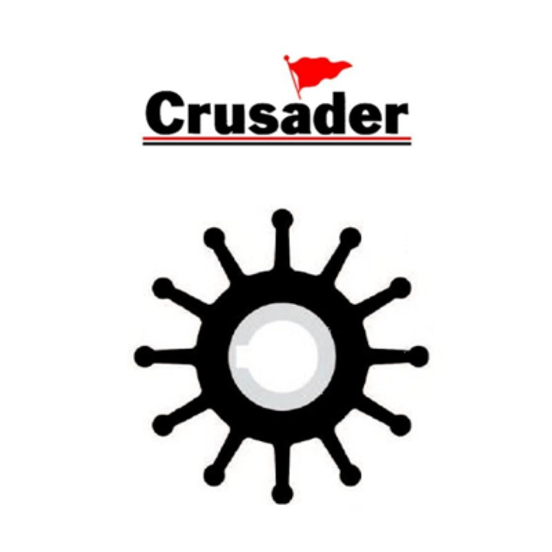 Turbines pour Crusader