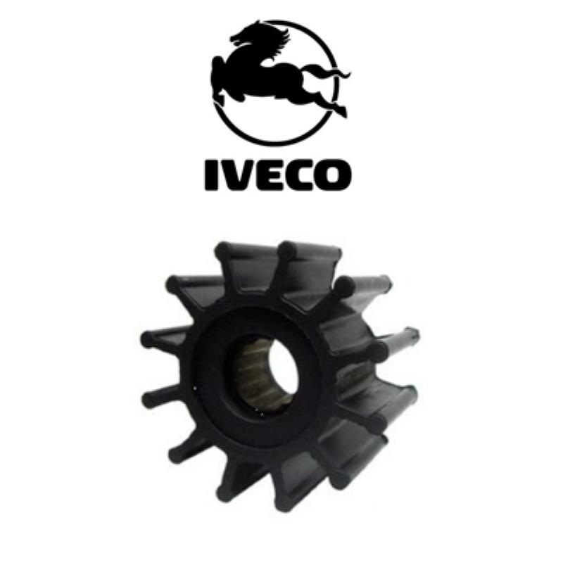 Turbines pour Iveco