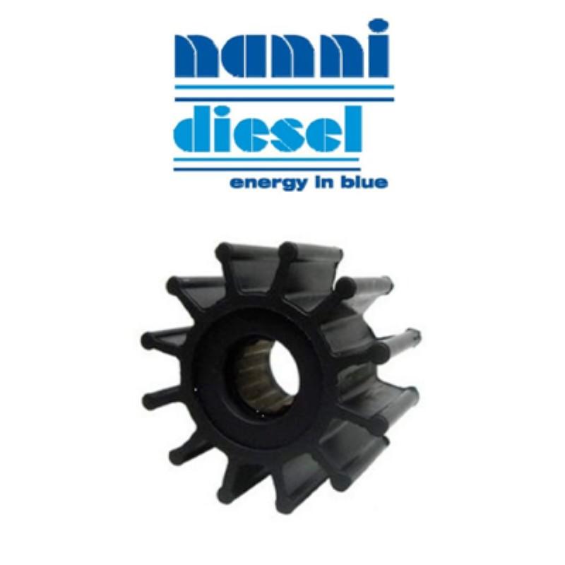 Turbines pour Nanni