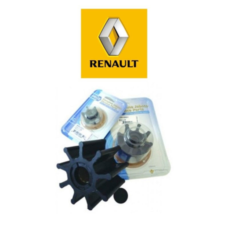 Turbines pour Renault Marine Couach