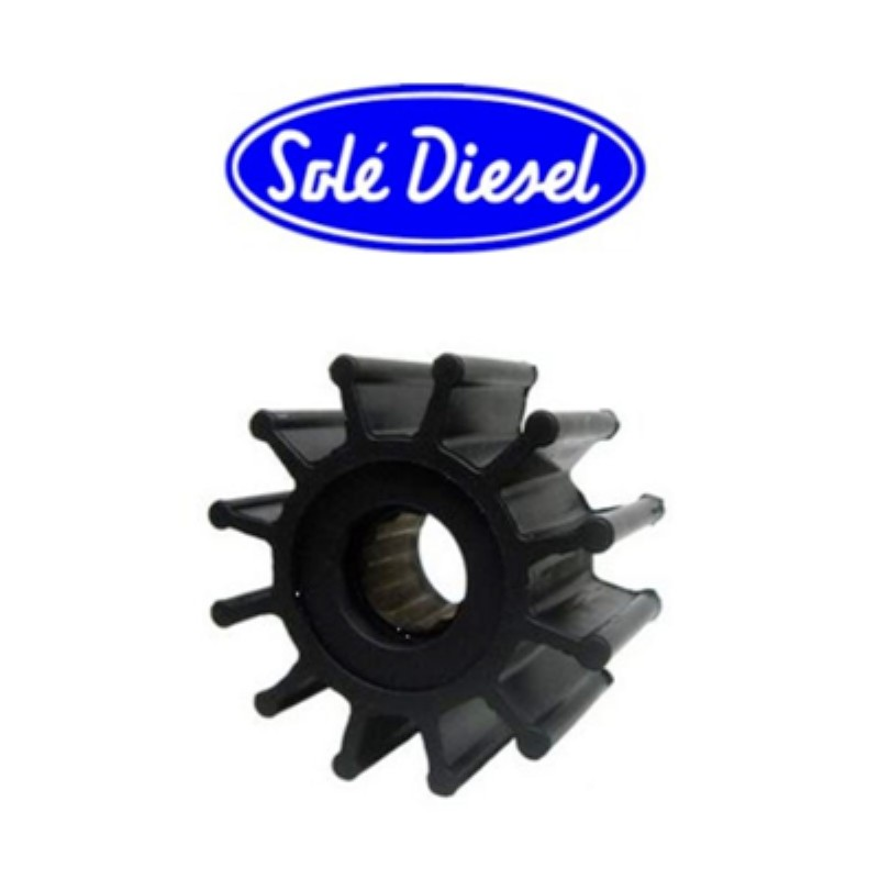 Turbines pour Sole Diesel