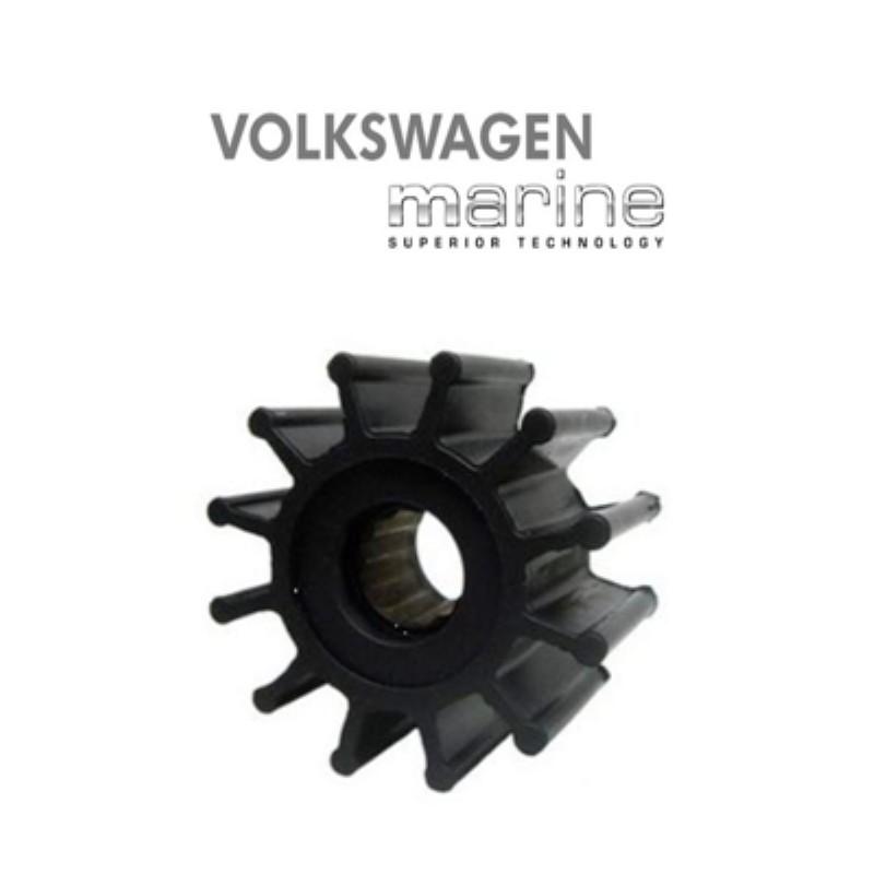 Turbines pour Volkswagen Marine