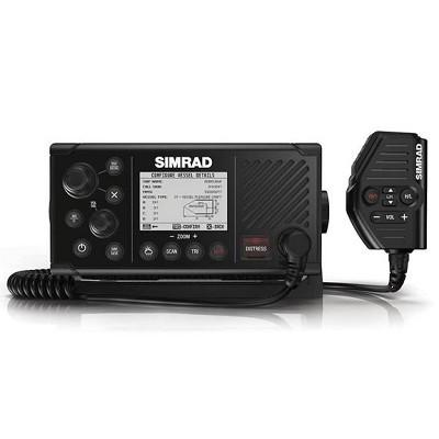 VHF fixes avec GPS et transpondeurs AIS