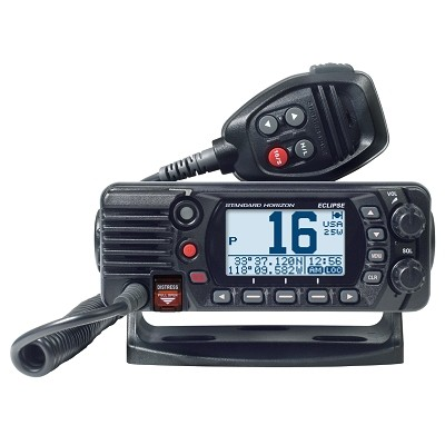 VHF fixes avec GPS