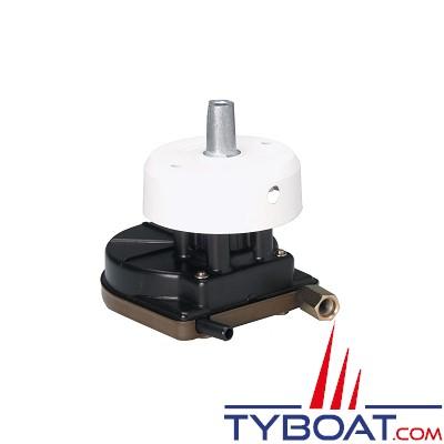 Ultraflex - Boîtier de direction T67W - cache blanc
