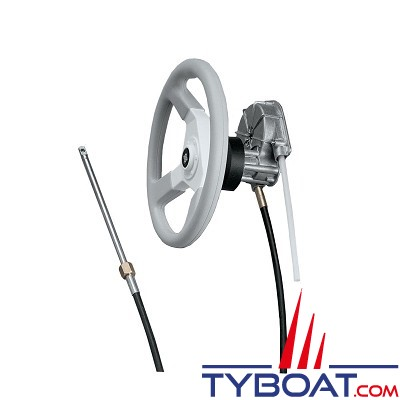 Ultraflex - Câble de direction type M66 longueur  6,71 m (22')