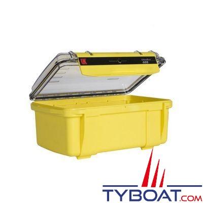 Boîte étanche UK Ultra Box 408 Jaune 23,1 X 15 X 10,8 CM