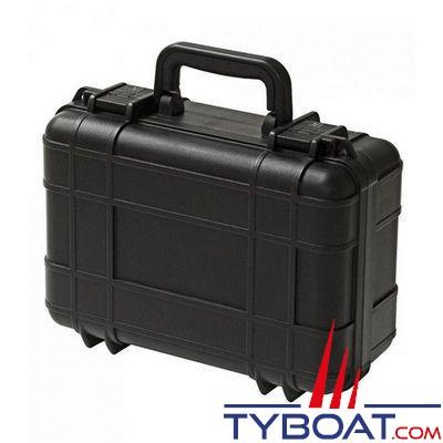 Valise étanche UK Ultra Case 613 Noir 35,8 X 27,2 X 15,7 CM