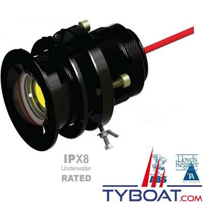 Underwater lights limited - Projecteur LED - 12V / 24V - 80W - QT-80 LED - faisceau Blanc