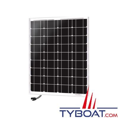 Uniteck - Panneau solaire Unisun 50.12 M - monocristallin rigide - 12 Volts - 50 Watts - 640 × 550 × 35 millimètres