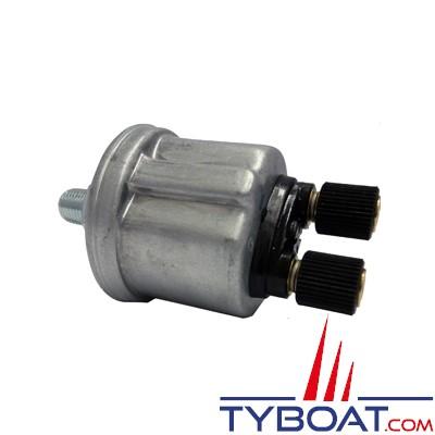 VDO 360 081 030 049C - Capteur de pression huile/air - 5 bars - 1/8 x 27 - avec alarme