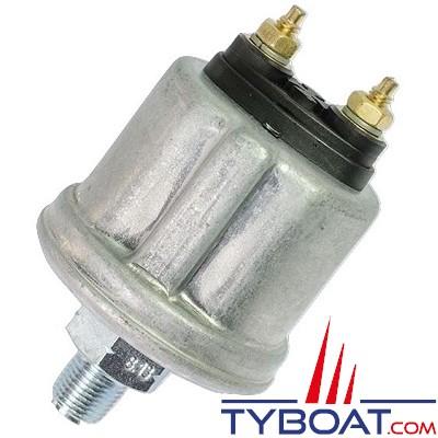 VDO 360 081 038 005C - Capteur de pression huile/air - 28 bars - 18 x 150