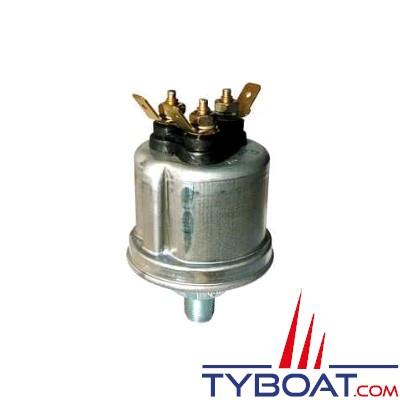 VDO 360 081 039 003C- Capteur de pression isolé avec alarme- 0-10 Bar – 1/8-27 - NPTF