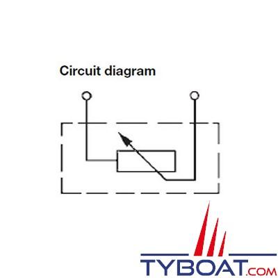 VDO - Capteur de pression - 0-2 Bar - 1/8-27 - NPTF